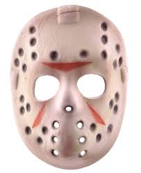 Jason Voorhees Mask Friday The 13th Jason Voorhees Hockey Mask