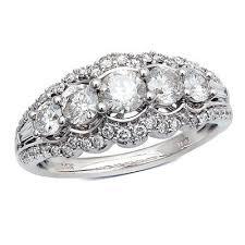 chocolate wedding rings zales chocolate ring five frame anniversary