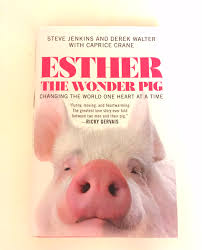 esther the wonder pig changing the world one heart at a time u201d di