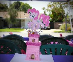 My Little Pony Party Centerpieces by 73 Best My Little Pony Party Images On Pinterest Pony Party