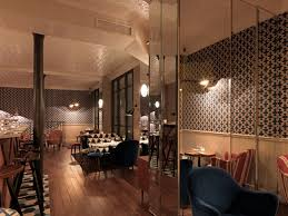 fish club restaurant by chzon retail design blog