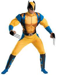 wolverine origins classic muscle costume buycostumes com