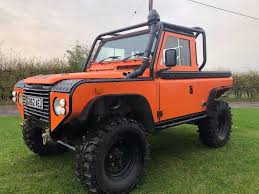 modified land rover discovery land rover defender 90 pickup modified 4x4 in southwell