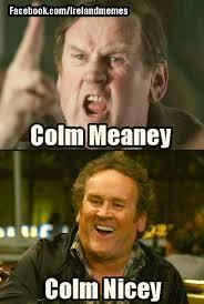 Irish Meme - colm meaney or as i always knew him chief o brien of star trek