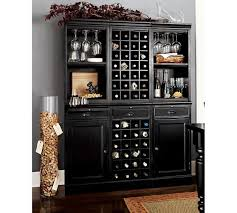Bar Hutch Cabinet Bar Cabinet With Wine Fridge Foter In Awesome Bar Hutch Cabinet