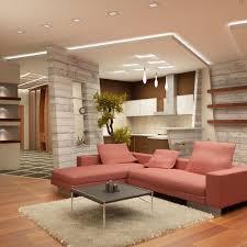 decoration faux plafond salon choisir les matériaux pour un faux plafond marie claire