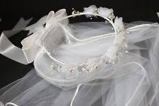 holy communion veils communion veil ebay