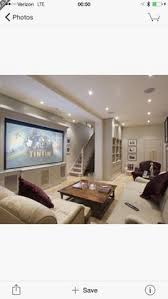 Projector Media Room - how to build a home theater on a budget small media rooms