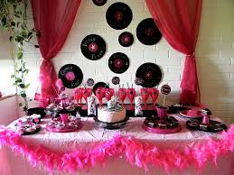 Disco Party Centerpieces Ideas by Dessert Buffet Retro Party Themes Pinterest Retro Party Themes