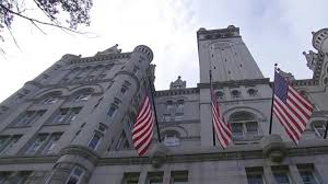 Flag Plaza Pittsburgh Pennsylvania Doctor Arrested For Guns At Trump Hotel In Washington
