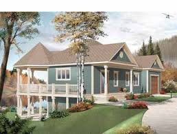 Cabin Plans For Sale Lakefront House Plans And Lakefront Home Plans At Eplans Com