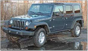 2007 green jeep wrangler jeep wrangler unlimited rubicon test drive car reviews