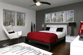 red and black home decor black and gray bedroom decor asio club