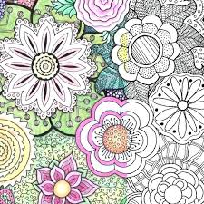 zen patterns coloring pages printable printable zentangle patterns coloring pages free for