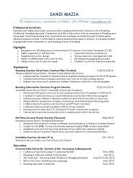 sandi mazza resume applied psychology teachers