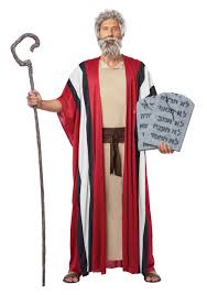halloween costumes adam and eve moses costume