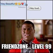 Friendship Zone Meme - friend zone funny kevin hart meme
