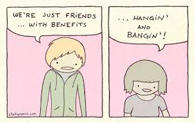 Friends With Benefits Meme - friends with benefits the man wants more