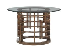 bernhardt dining room round dining table at louis shanks with