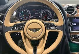 bentley bentayga interior clock 2018 bentley bentayga test drive