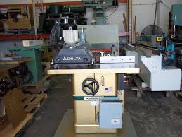table saw power feeder powermatic shaper with delta power feeder