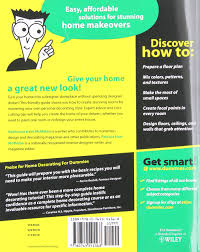 Home Interior Design For Dummies by Home Decorating For Dummies Katharine Kaye Mcmillan Patricia