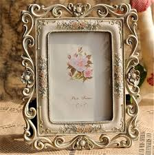 amazon com gift garden vintage picture frame 5 by 7 inch hollow
