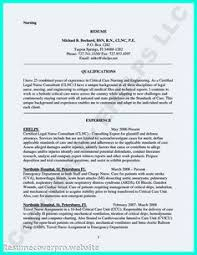 Critical Care Rn Resume Objectives For Resume Resume Pinterest Resume Objective And