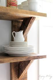 Woodworking Shelf Designs by Best 25 Reclaimed Wood Shelves Ideas On Pinterest Diy Wood