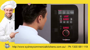convotherm 4 combi oven easy dial basic functions sck youtube
