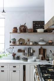 kitchen fabulous open shelving kitchen wall shelves wood wall