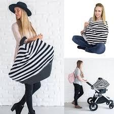 siege allaitement l allaitement de bébé de siège de voiture de capot de couverture d