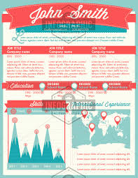 resume infographic template 28 images 9 best images of