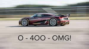 Koenigsegg Hints Bugatti Chiron U0027s 0 249 0 Mph Record Is In Danger