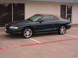 97 mustang cobra specs mustang specs 1997 ford mustang