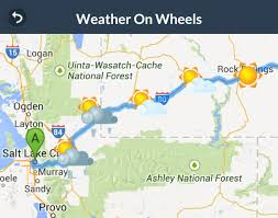 tamucc map weather on wheels app cbi