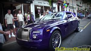 roll royce burgundy rolls royce phantom drophead coupes red bank nj exotic car show
