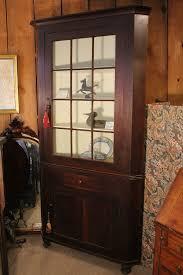 Antique Corner Cabinets Hopewell Antiques Corner Cupboard