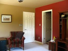 Two Tone Walls Two Colored Walls Home Design Ideas