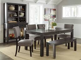 Gray Dining Room Ideas Idea For Dining Room Decor Ideas Also Decorating Images Hamipara