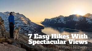 7 easy hikes with spectacular views in tromso norway nerd nomads