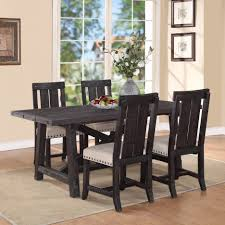 dining tables rectangular pedestal table wooden pedestal table