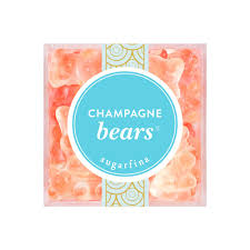 How Is Champagne Made Brut U0026 Rose Champagne Bears Made With Dom Perignon Sugarfina