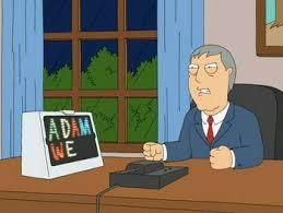Mayor Adam West Family Guy Wiki FANDOM Powered By Wikia - Family guy room