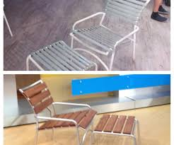 Patio Chair Replacement Feet by Replacement Slings For Patio Chairs Dallas Tx Home Outdoor