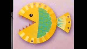 easy diy fish crafts for kids youtube