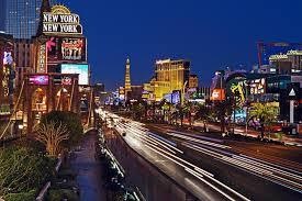 Map Of The Las Vegas Strip Las Vegas Night Strip Tour W Champagne Toast