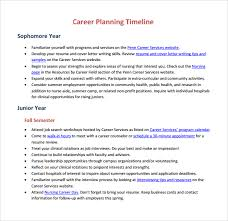 sample career timeline template 15 free documents in pdf psd