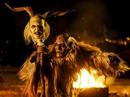 Krampus Costume The Origin Of Krampus Europe U0027s Evil Twist On Santa Travel