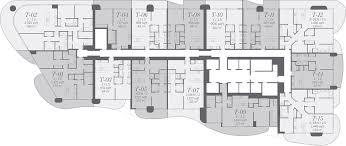 Condo Blueprints House Plans Country Home Detached Garage Excerpt Narrow Lot Modern